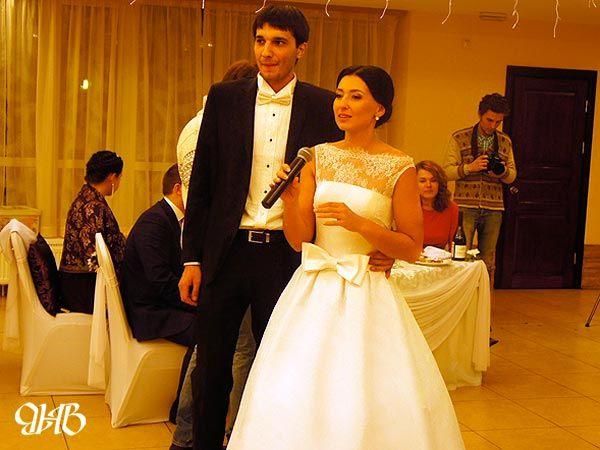 Песочное шоу на свадьбе близ Екатеринбурга.