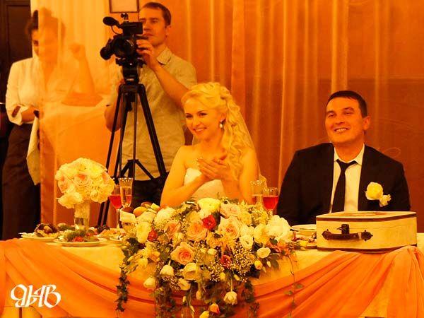 """Песочное шоу на свадьбе ресторане """"Савой""""."""