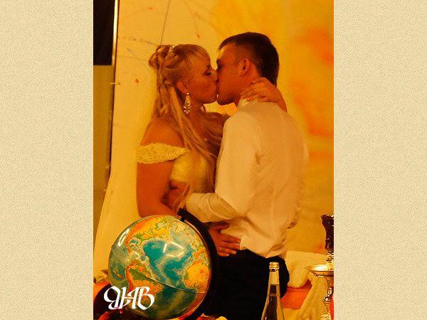 Песочная love story на свадьбе в Екатеринбурге.